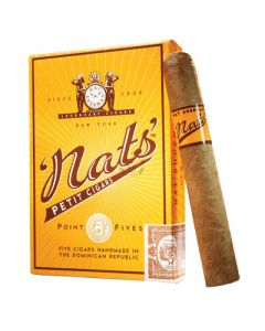 Nat Sherman Point Five's  Natural 5 Pack