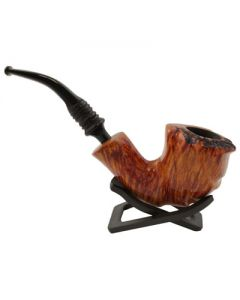 Nording Red Grain Freehand Pipe