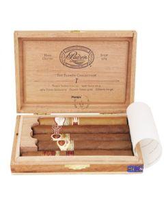 Padron Collection 5 Cigar Sampler Natural