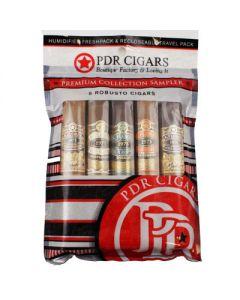 PDR Robusto 5 Cigar Assortment