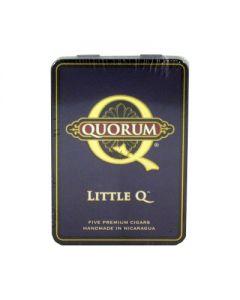 Quorum Little Q 5 Cigar Tin
