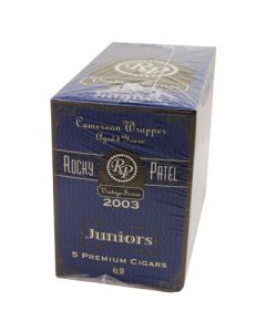 Rocky Patel 2003 Vintage Juniors 5 Cigar Tin
