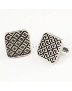 Room 101 Cuff Links Diamond