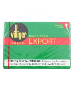 Villiger Export Brasil 10 Packs of 5 (50 Cigars)