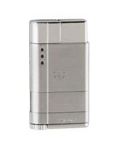 Xikar Cirro High Altitude Silver Lighter