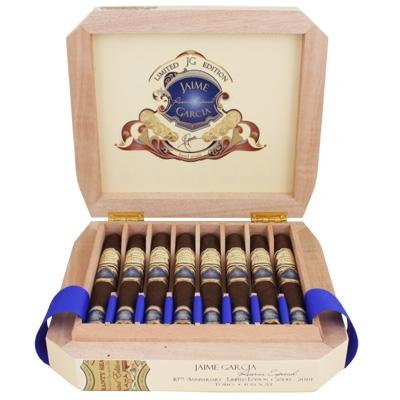 Jaime Garcia Limited Edition 2019 4 Cigars