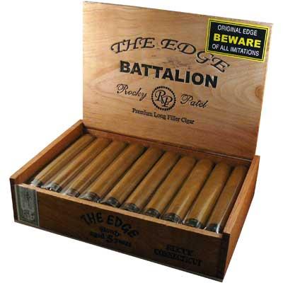 Rocky Patel Edge Lite Batallion Box 20