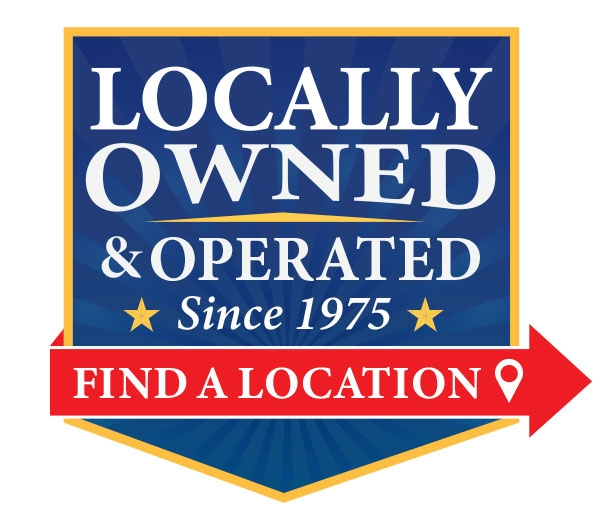 Locally Owned and Operated Since 1975